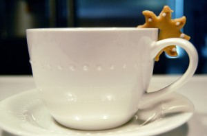 Teacup Cookie - Lemon Tree Cookies