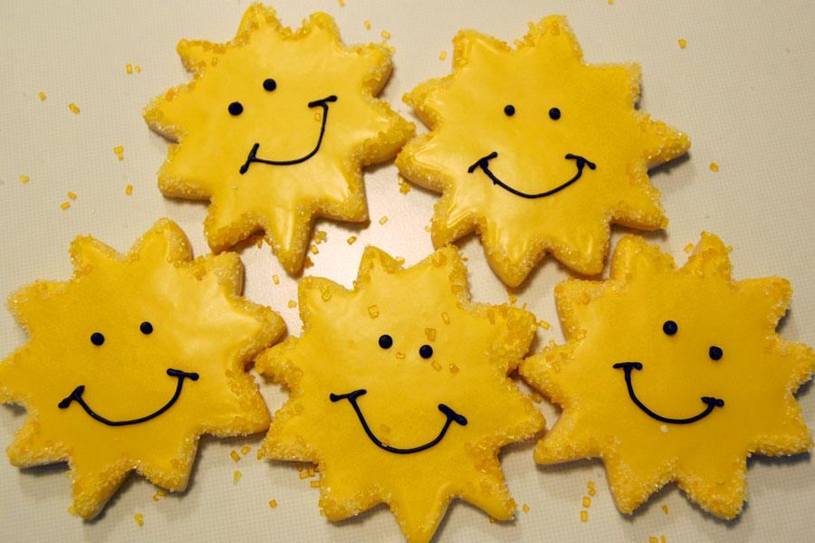 Baby & Kids Cookies - Lemon Tree Cookies