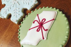 Indiana Christmas Cookies